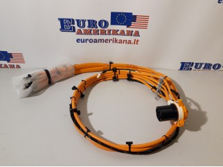 high voltage charging cable