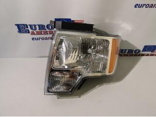 Composite Headlamp (Left)